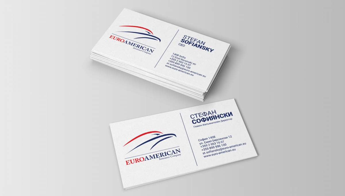 Business Card EuroAmerican