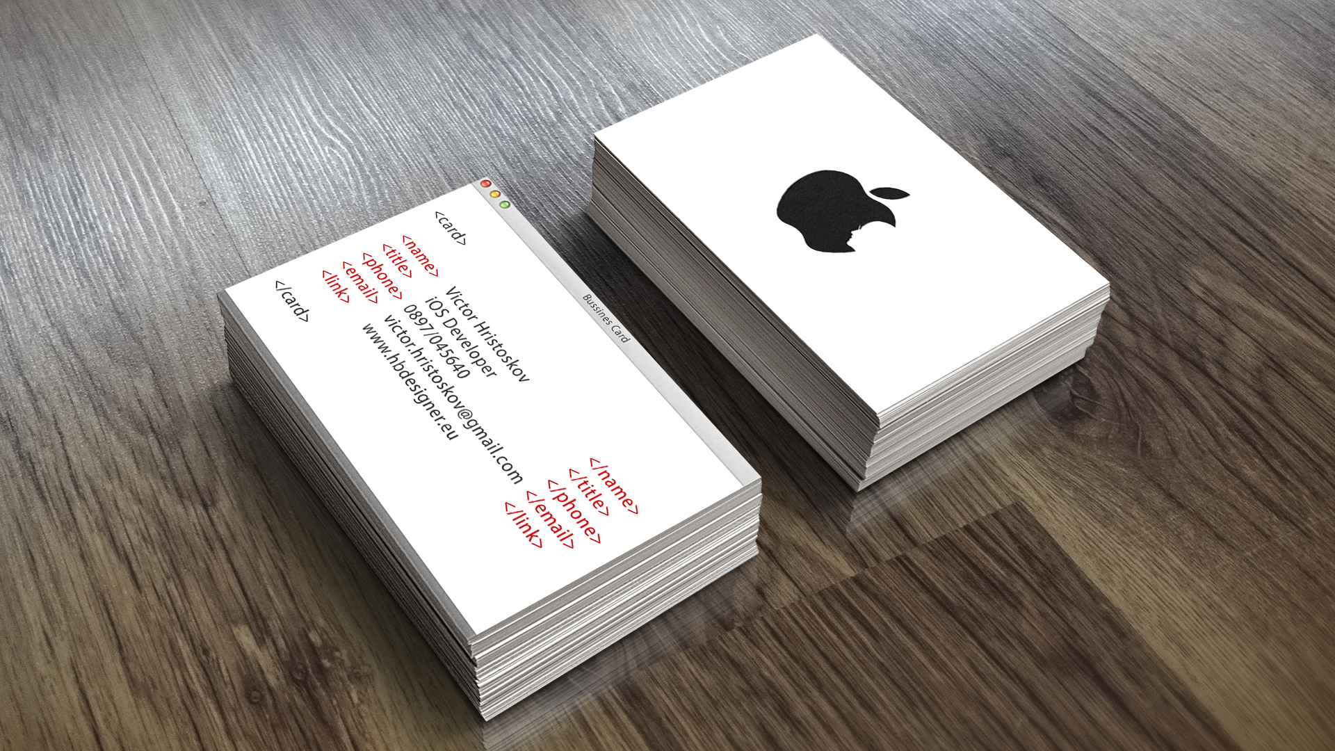 boyanskidesign apple business card colourmoves