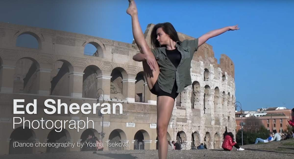 Ed Sheeran - Photograph (Dance choreography by Yoana Tsekova)